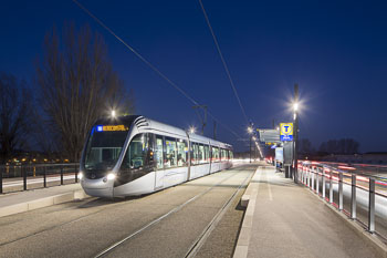 Tramway de toulouse - Client: BSO