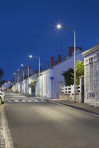 Eclairage Public à La Rochelle