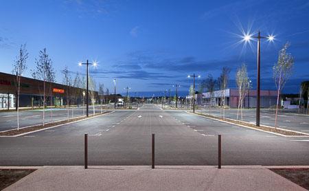 Eclairage Public et mobilier urbain