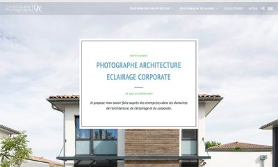 david Aubert photographe architecture
