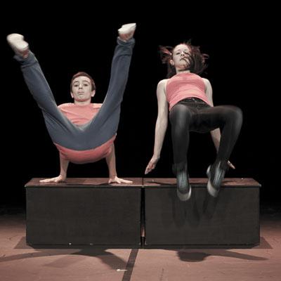 spectacle danse-Amalgam