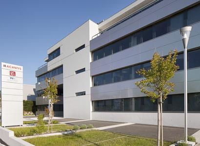 Bâtiment de bureaux - Photographe Architecture