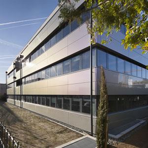 Bureaux - Photographe Architecture
