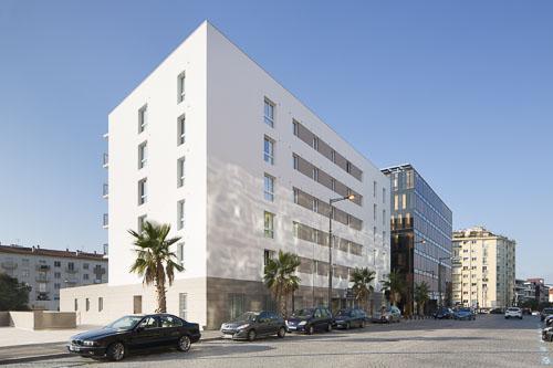 Résidence hotelière - Photographe Architecture