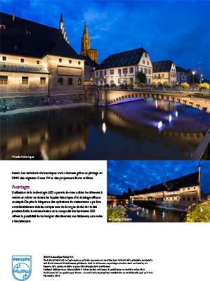 ville de Strasbourg - Photographe Eclairage