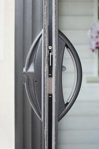 détail de fenêtre en aluminium photographe architecture