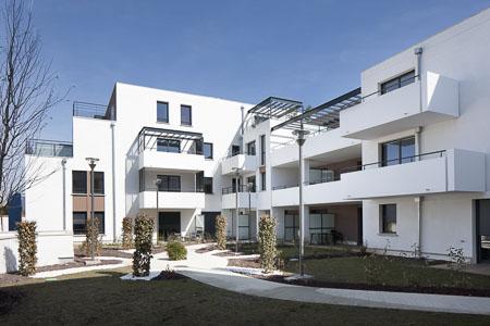 photographe architecture-Résidence Eole