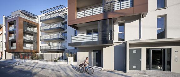photographe architecture-Résidence Equalis
