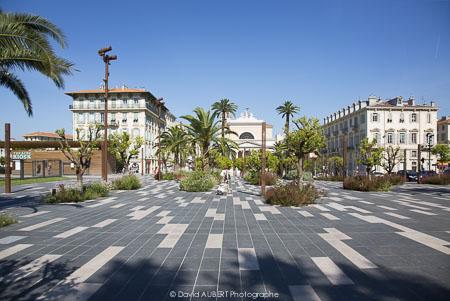 Reportage sur la ville de Nice pour l'hôtel Relais Acropolis