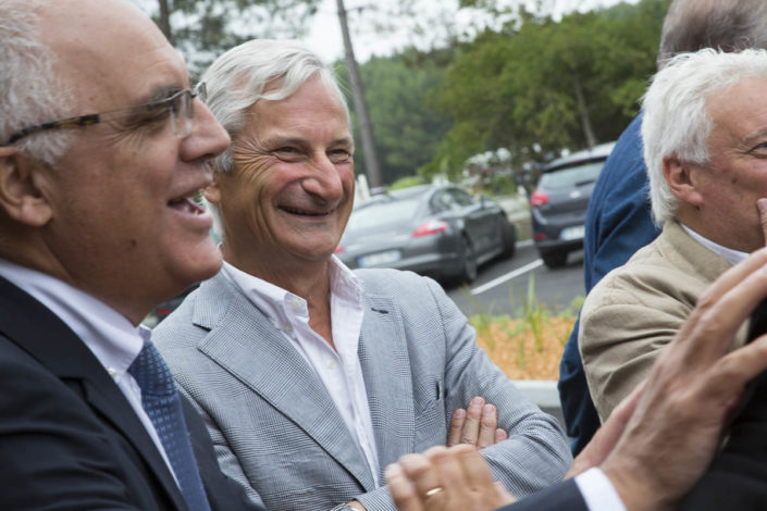 Reportage Inauguration à  Mimizan au domaine des dunes pour Vinci Immobilier - Photographe corporate
