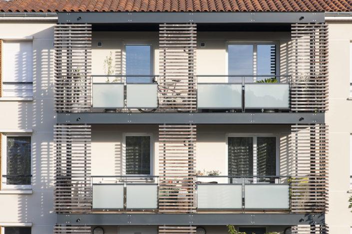 Résidence à Montrabé - Photographe Architecture Détail
