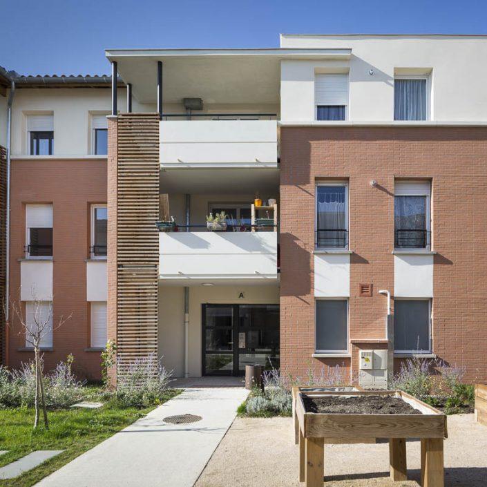 Résidence Beaulieu à Roques sur Garonne - Photographe d'architecture