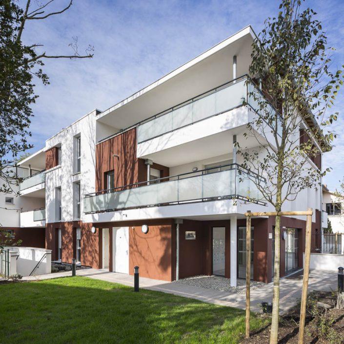 Résidence N°5 rue Montaigne - Photographe d'architecture