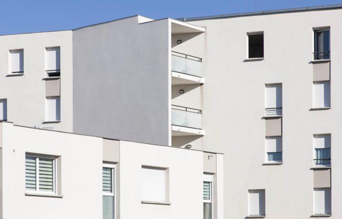 Résidence Mariposa - Photographe Architecture Détail