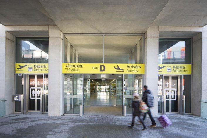 Aéroport de Toulouse Blagnac - Photographe d'architecture