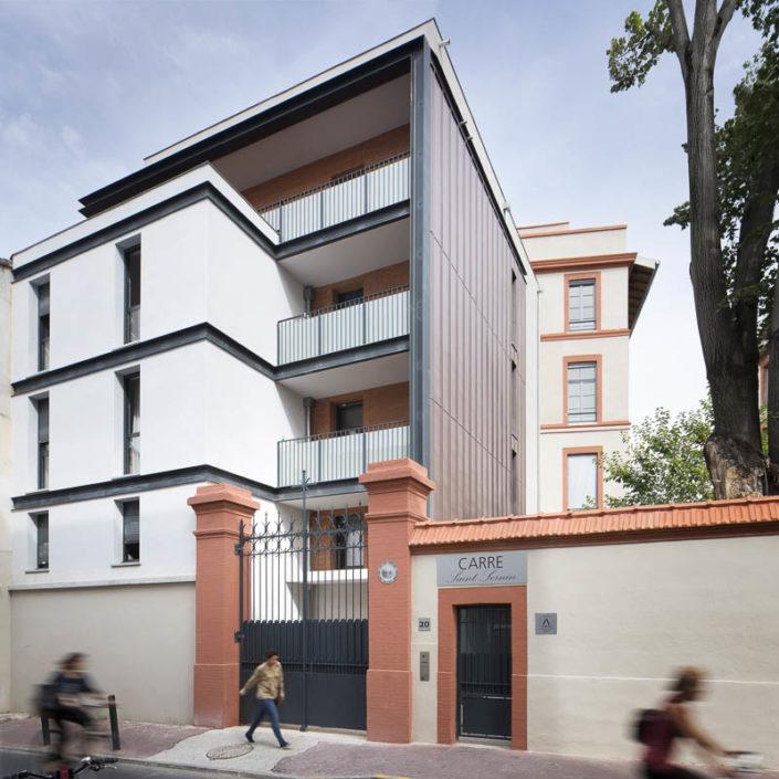 Carré Saint-Sernin, Toulouse - Client: MyArchitectes - Photographe d'architecture