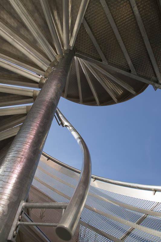Bâtiment Acantys - Photographe Architecture Détail