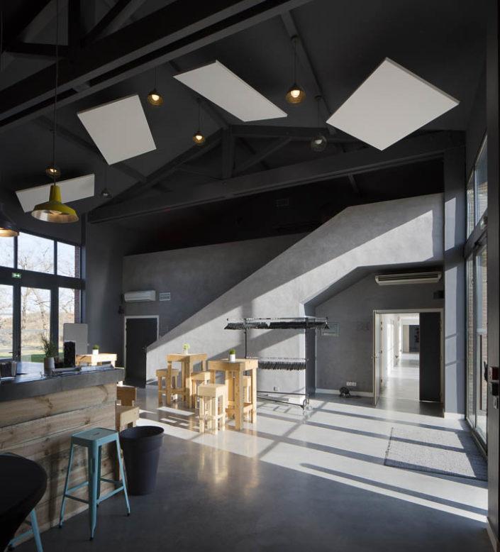 Mas-Tolosa (salles de séminaires et de mariages) à Plaisance du Touch - Photographe Architecture Intérieure