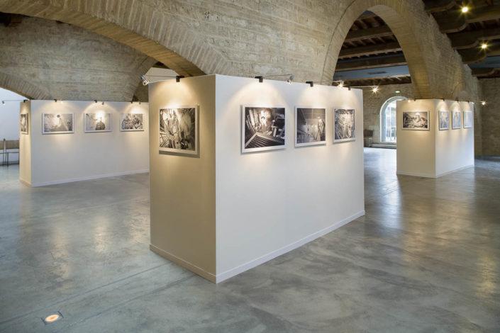 Musée d'art contemporain, Bordeaux - Photographe Eclairage