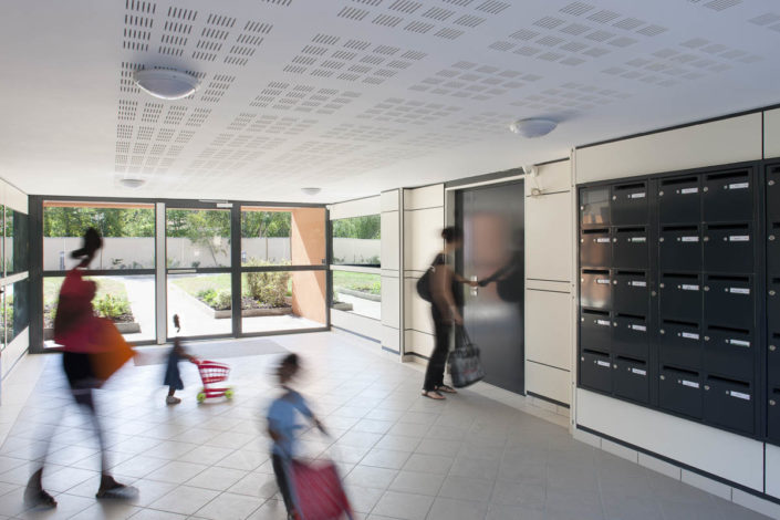 Jardins de Gaïa à Toulouse - Photographe Architecture Intérieure