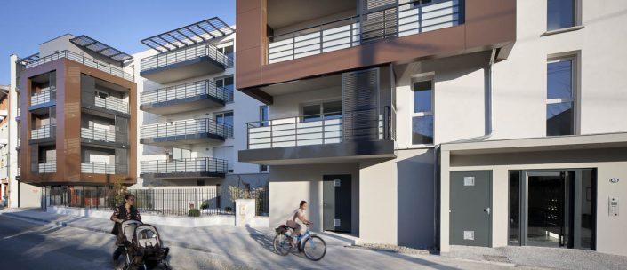 Résidence Equalis - Photographe d'architecture