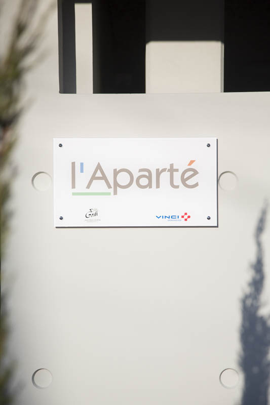 Résidence Aparté - Photographe Architecture Détail