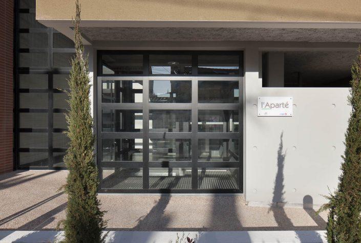 Résidence Aparté - Photographe d'architecture