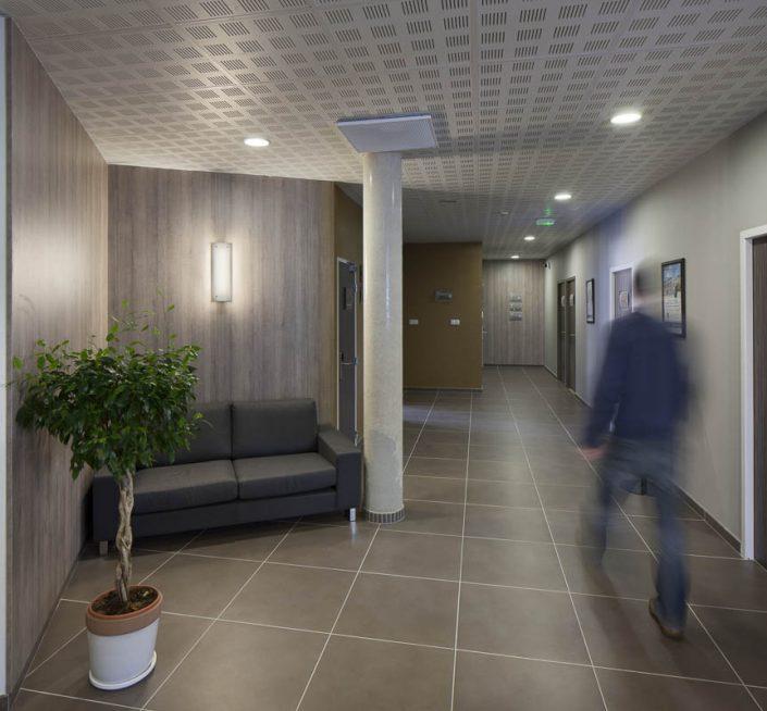 Appart City à Narbonne pour Vinci Immobilier - Photographe Hotel Restaurant