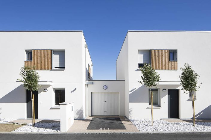 Résidence Le Paseo à Balma pour Vinci Immobilier -