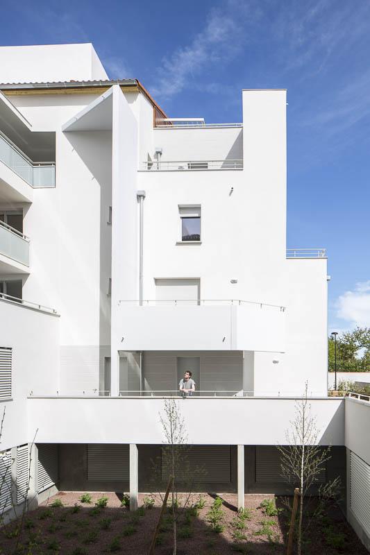 Résidence à Blagnac - Photographe d'architecture