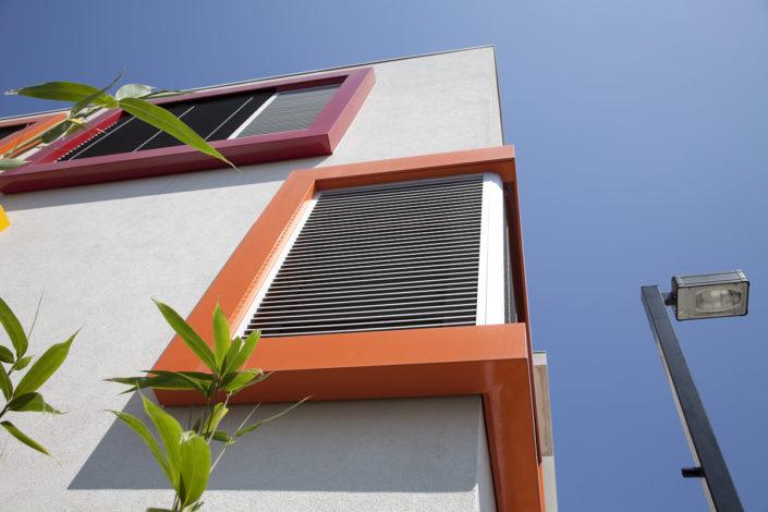 Ecole René Char de Nimes - Photographe Architecture Détail