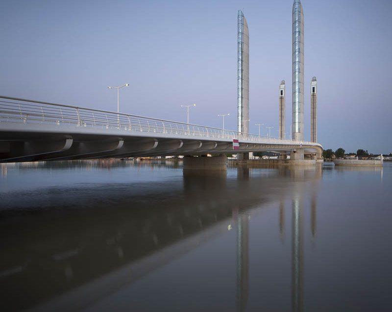 Time-Lapse Pont Jacques-Chaban-Delmas