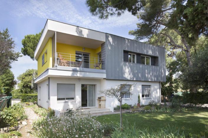 Villa à Nîmes - Photographe d'architecture