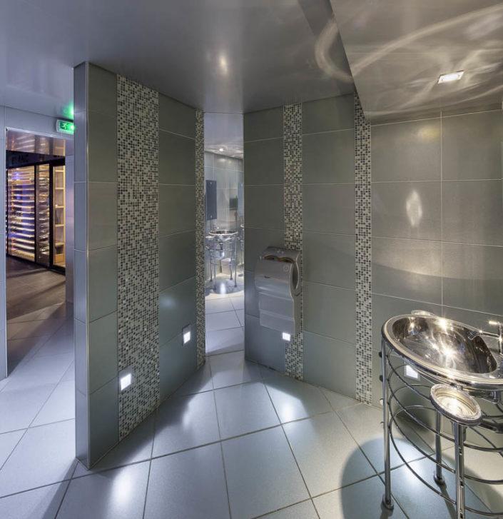 Reportage Kube Hotel à Saint Tropez - Photographe Architecture Intérieure