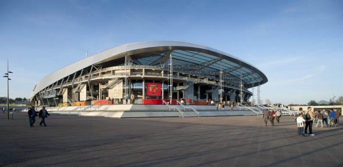 MM Arena - Photographe d'architecture