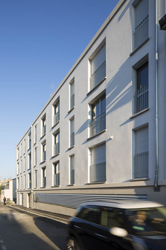 Collectif 61 rue de la Providence, Toulouse - Photographe Architecture