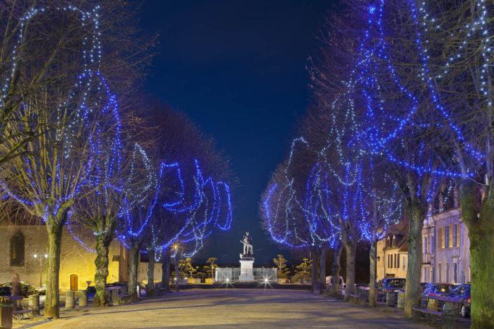 Illuminations Festive, Chateauroux( 36) - Photographe Eclairage