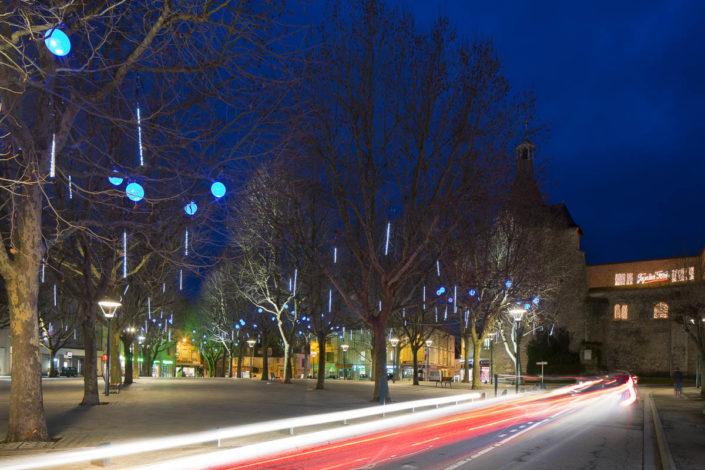 Illuminations Festive, Issoudun ( 36) - Photographe Eclairage