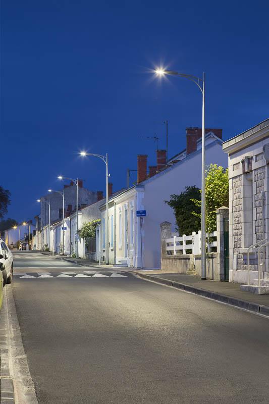 Eclairage Public à La Rochelle - Photographe Eclairage