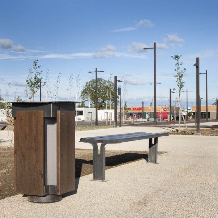 Eclairage Public et mobilier urbain - Photographe Eclairage