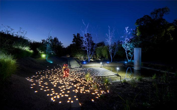 21. Le jardin des marées - Photographe Eclairage
