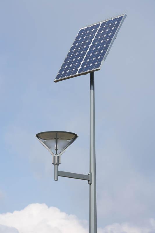 Reportage éclairage photovoltaïque à Clairfayts (59) - Photographe Eclairage