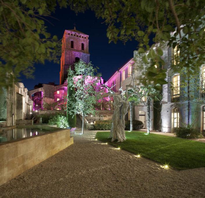 Maison privée à Arles - Photographe Eclairage