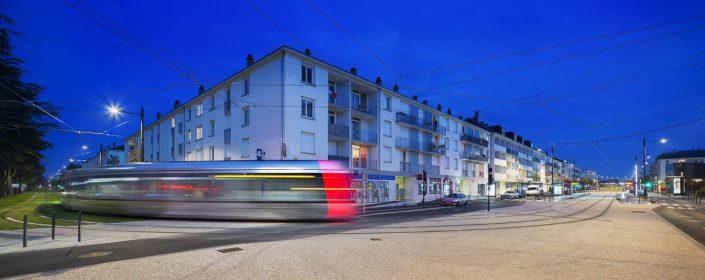 Reportage éclairage à Tours pour Philips - Photographe Eclairage