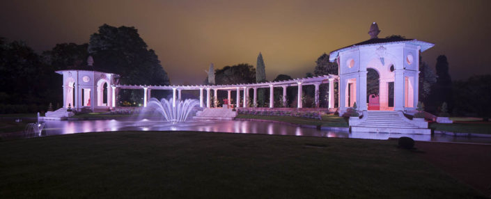 Villa Arnaga - Photographe Eclairage