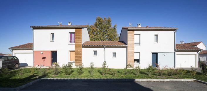 Résidence à Saint-Elix le Chateau - photographe architecture