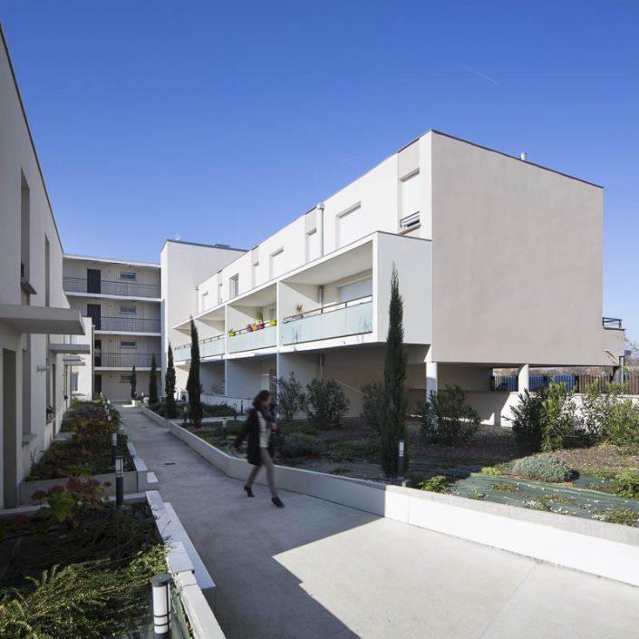 Résidence Mariposa par David Aubert photographe d'architecture -