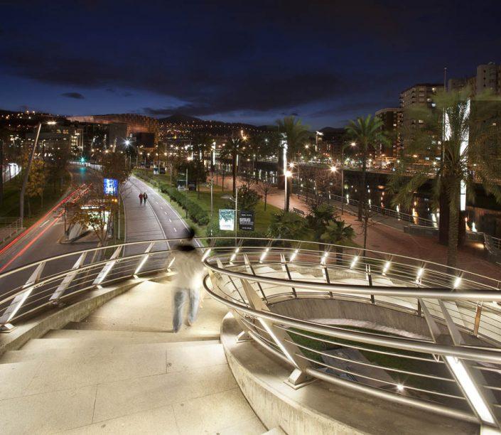 Reportage Tecuni à Bilbao - photographe-éclairage