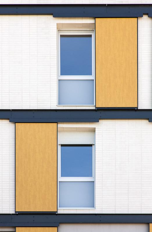 Résidence Avenue de Lombez à Toulouse - Photographe Architecture