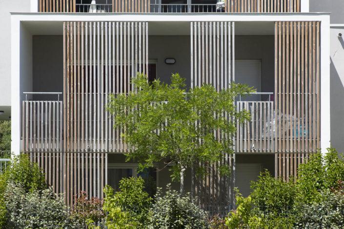 Résidence à Bordeblanche - Photographe Architecture